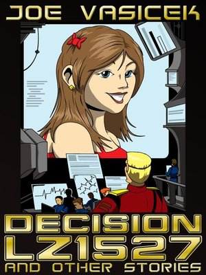 cover image of Decision LZ1527 and Other Stories