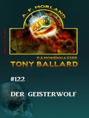 cover image of Tony Ballard #122--Der Geisterwolf