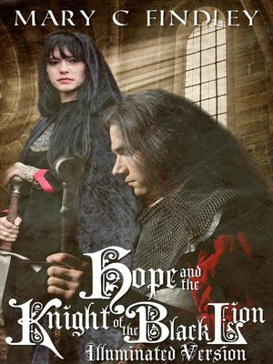 cover image of Illuminated Hope and the Knight of the Black Lion