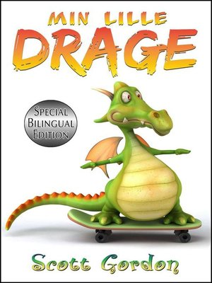 cover image of Min Lille Drage (Bilingual English & Norwegian)