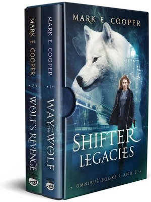 Cover Image Of Shifter Legacies Series