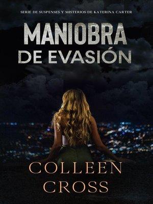 cover image of Maniobra de evasión