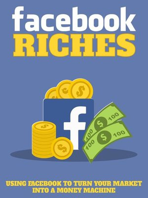 cover image of Facebook Riches