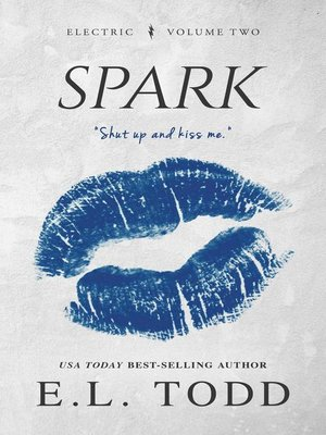 cover image of Spark (Electric Series #2)