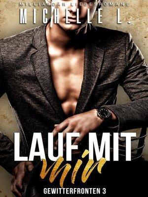 cover image of Lauf mit mir