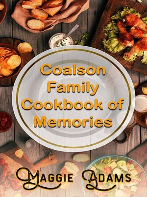 cover image of Coalson Family Cookbook of Memories