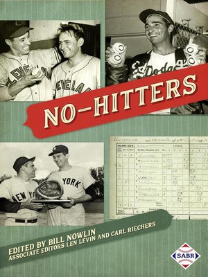 cover image of No-Hitters