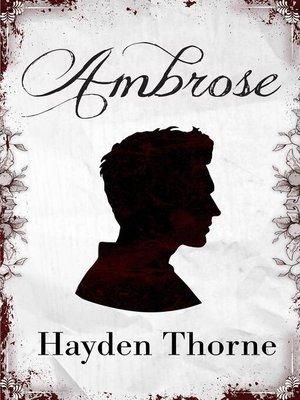 Hayden Thorne Overdrive Rakuten Overdrive Ebooks Audiobooks