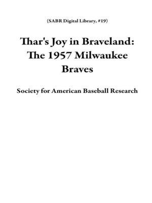 cover image of Thar's Joy in Braveland