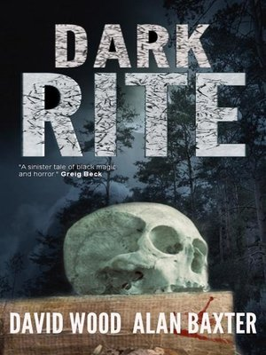 cover image of Dark Rite