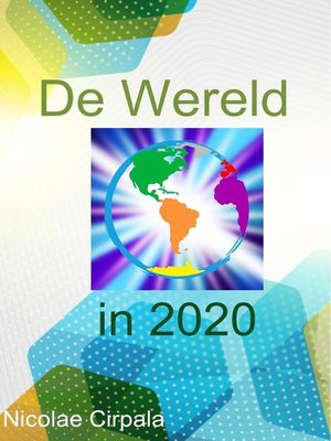 cover image of De Wereld in 2020