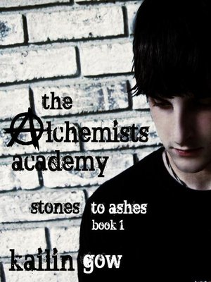cover image of The Alchemists Academy Book 1