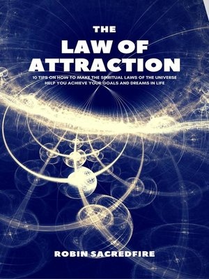 cover image of The Law of Attraction