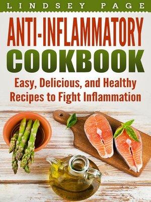 cover image of Anti-Inflammatory Cookbook