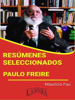 cover image of Paulo Freire