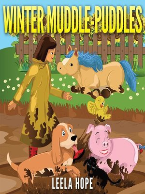 cover image of Winter Muddle-Puddles