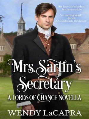 cover image of Mrs. Sartin's Secretary