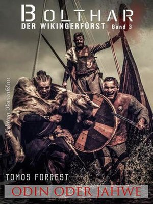cover image of Bolthar, der Wikingerfürst Band 3