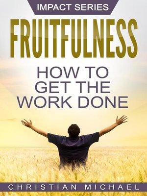 cover image of Fruitfulness