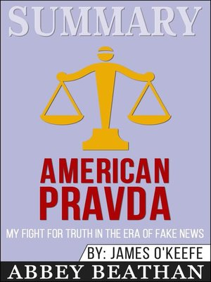 cover image of Summary of American Pravda
