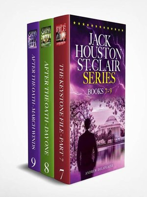 cover image of Jack Houston St. Clair Series (Books 7-9)
