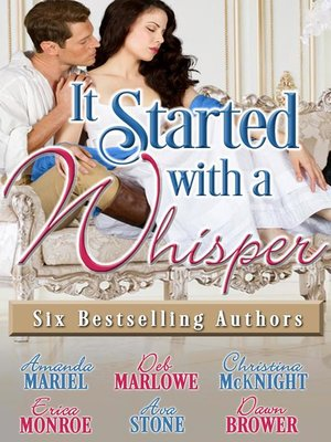 cover image of It Started with a Whisper