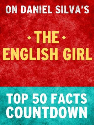 cover image of The English Girl