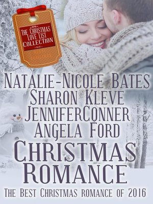 cover image of Christmas Romance (The Best Christmas Romance of 2016)