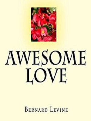 cover image of Awesome Love