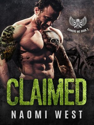cover image of Claimed (Book 2)