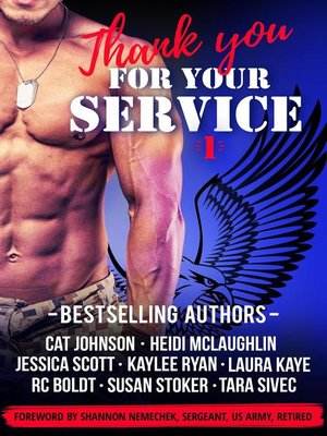 cover image of Thank You For Your Service, Volume 1