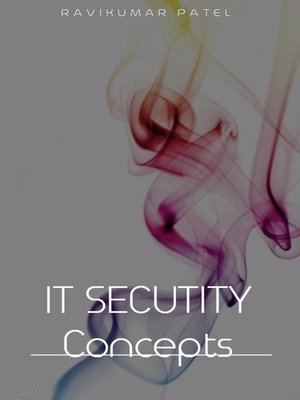 cover image of IT Security Concepts
