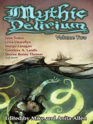 cover image of Volume Two: Mythic Delirium, #2