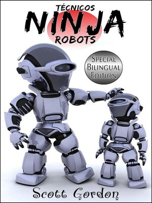cover image of Special Bilingual Edition: Técnicos Ninja Robots, #1