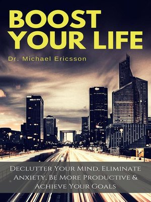 cover image of Boost Your Life