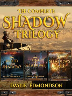 cover image of The Complete Shadow Trilogy