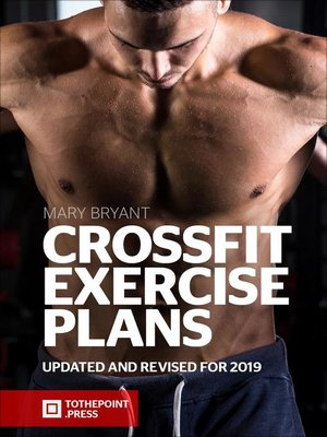 cover image of Crossfit Exercise Plans