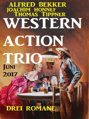 cover image of Western Action Trio Juni 2017