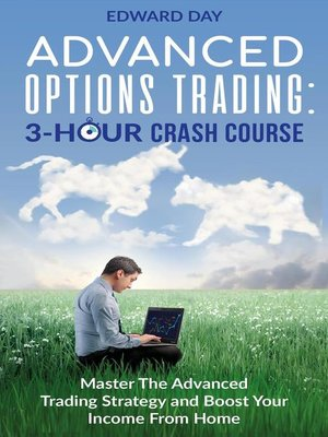 cover image of Advanced Options Trading