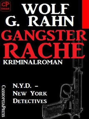 cover image of Gangsterrache