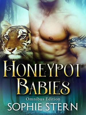 cover image of Honeypot Babies Omnibus Edition