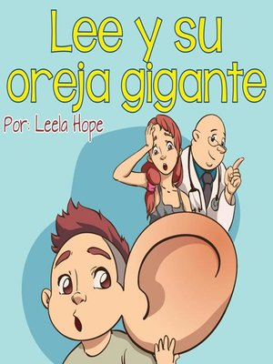 cover image of Lee y su oreja gigante