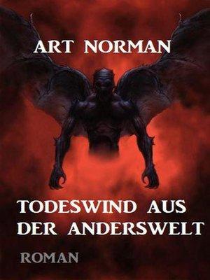 cover image of Todeswind aus der Anderswelt