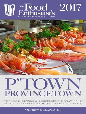 cover image of Provincetown--2017
