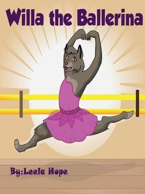 cover image of Willa the Ballerina
