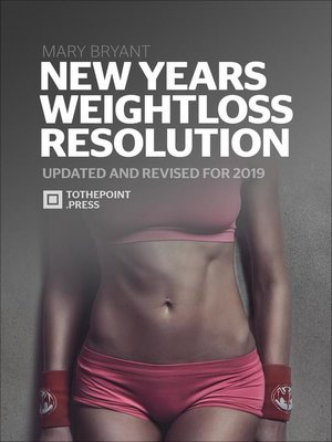 cover image of New Years Weight Loss Resolution