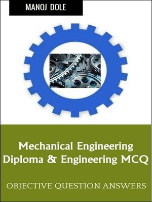 cover image of Mechanical Engineering