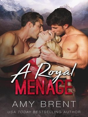cover image of A Royal Menage