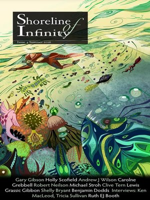 cover image of Shoreline of Infinity 4