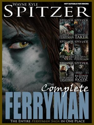 cover image of The Complete Ferryman
